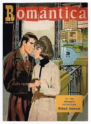 Romantica revista juvenil Femenina Nº179 Ibero Mundial