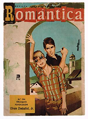 Romantica revista juvenil Femenina Nº194 Ibero Mundial