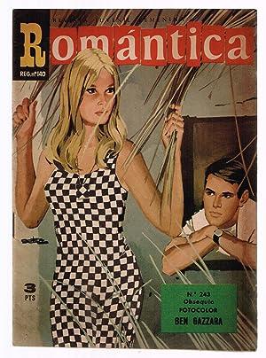 Romantica revista juvenil Femenina Nº243 Ibero Mundial