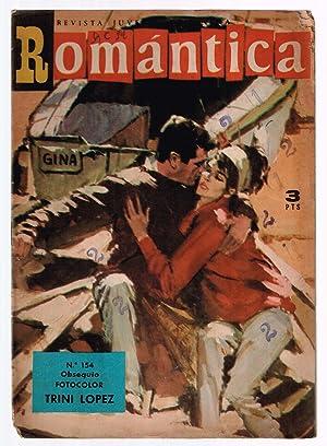 Romantica revista juvenil Femenina Nº154 Ibero Mundial