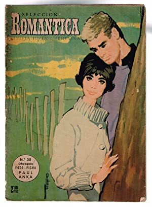Romantica revista juvenil Femenina Nº25 Ibero Mundial