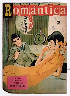 Romantica revista juvenil Femenina Nº141 Ibero Mundial