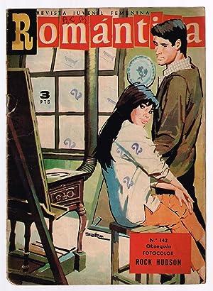 Romantica revista juvenil Femenina Nº143 Ibero Mundial