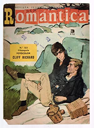 Romantica revista juvenil Femenina Nº153 Ibero Mundial