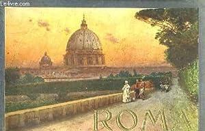 Ricordo di Roma. 130 Tavole. Vedute, Pittura,: COLLECTIF