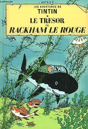 Les Aventures de Tintin - Le Trésor: HERGE