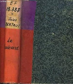 Le Boulevard.: BERTAUT Jules