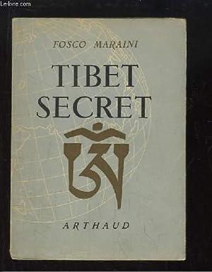 Tibet Secret (Segreto Tibet): MARAINI Fosco