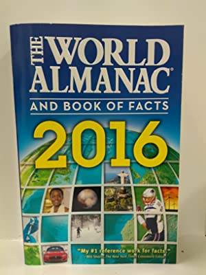 The World Almanac and Book of Facts: Janssen, Sarah (Editor)