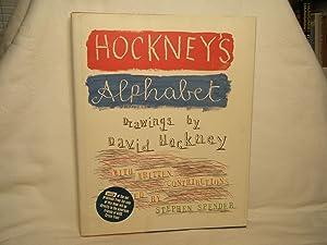 Hockney's Alphabet: Hockney, David