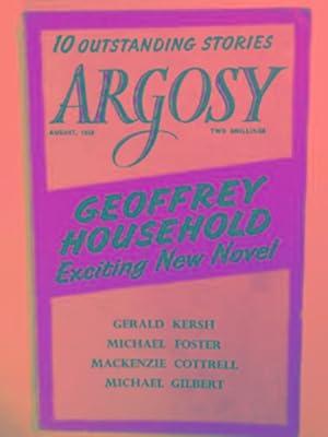 Argosy, volume XIX (19), no. 8, August: KERSH, Gerald &