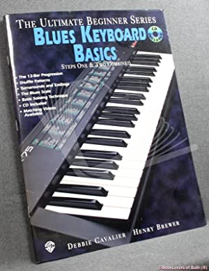 Blues Keyboard Basics: Steps One & Two Combined