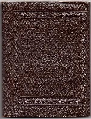 Holy Bible Vol. XII [12] I Kings: Holy Bible