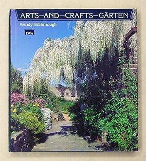 Ars-and-Crafts-Gärten.: Hitchmough, Wendy