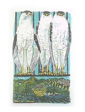Bild des Verkäufers für Die drei Falken. Eine Erzählung. zum Verkauf von antiquariat peter petrej