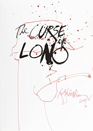The Curse of Lono (with fine painting: THOMPSON, Hunter S.