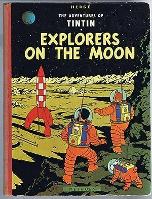 The Adventures of Tintin - Explorers on: HERGE