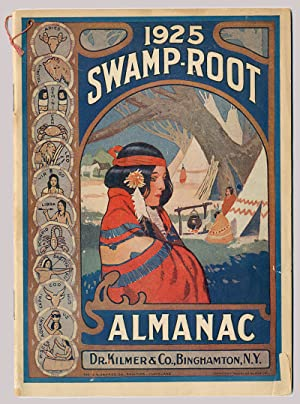 DR. KILMER'S SWAMP-ROOT ALMANAC AND WEATHER FORECASTS FOR 1925 [caption title]