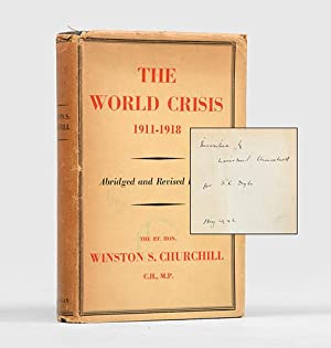 The World Crisis, 1911-1918. Abridged and revised: CHURCHILL, Winston S.