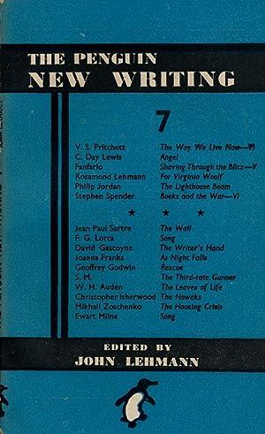 The Penguin New Writing 7: Pritchett, V. S.