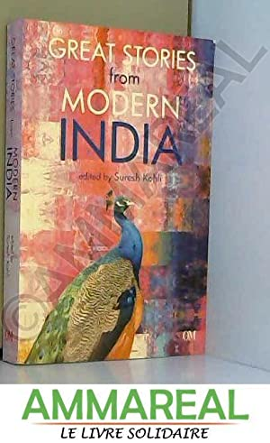 Seller image for Great Stories from Modern India for sale by Ammareal