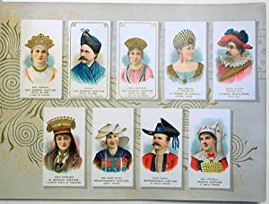 COSTUMES OF ALL NATIONS [wrapper title]: Duke, W., Sons