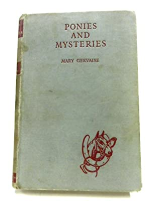 Ponies And Mysteries: Mary Gervaise