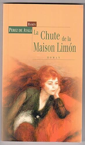 La Chute de la Maison Limon: Ramon Perez de