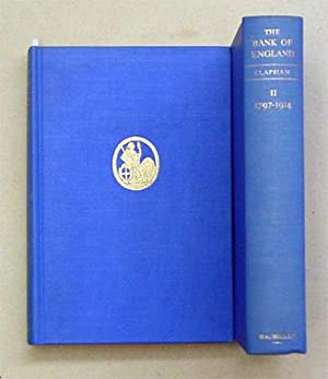 The Bank of England. A History. [Bde.: Clapham, John