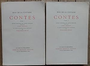 CONTES de Jean DE LA FONTAINE: Jean DE LA