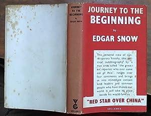 journey to the beginning: Snow, Edgar