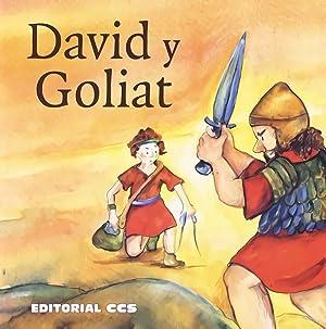 DAVID Y GOLIAT Una historia del antiguo: Brandt, Susanne/Nommensen, Klaus-uwe