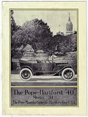 "The Pope-Hartford ""40"" Model 31"