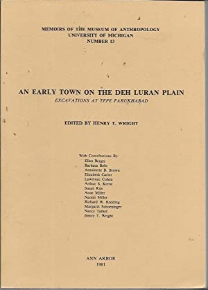 An Early Town on the Deh Luran: Henry T. Wright