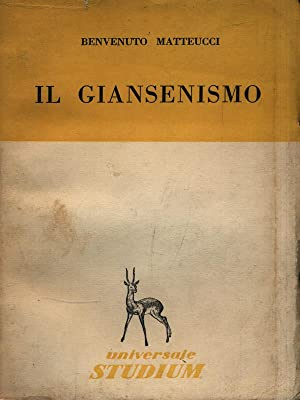 Il giansenismo: Matteucci, Benvenuto