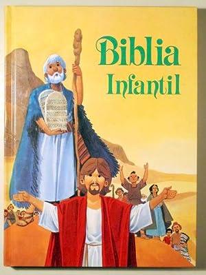 BIBLIA INFANTIL - Madrid 2001 - Ilustrada