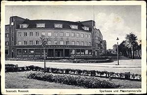 Maßmannstraße Rostock