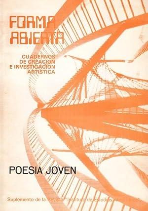 FORMA ABIERTA. Nº 8. CUADERNOS DE CREACION: CRESPO IVARS, ANGEL.