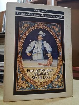 Seller image for EL SOL SALE PARA TODOS. UN ANÁLISIS DE LA ICONOGRAFÍA COMERCIAL DE MADRID for sale by LLIBRERIA KEPOS-CANUDA
