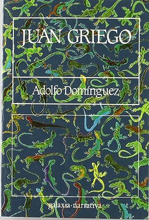 Juan Griego: Domínguez, Adolfo