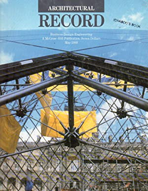 Architectural Record: May 1988; Vol. 176, No. 6