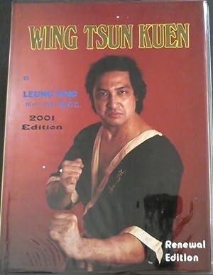 Wing Tsun Kuen: Ting, Leung