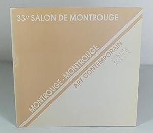 """33e salon de Montrouge """"Un panorama de: Collectif) Beothy -"""