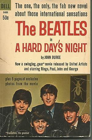 The Beatles in A Hard Day's Night: John Burke