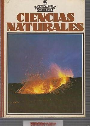 BIBLIOTECA JUVENIL BRUGUERA, CIENCIAS NATURALES TOMO 1