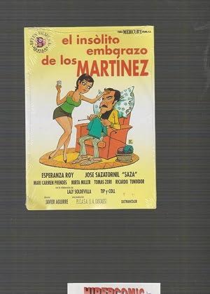 DVD, EL INSÓLITO EMBARAZO DE LOS MARTÍNEZ