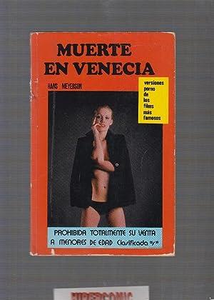 MUERTE EN VENECIA / HANS MEYERSON ,