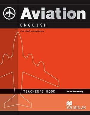 Aviation English Teacher's Book (Paperback): Henry Emery