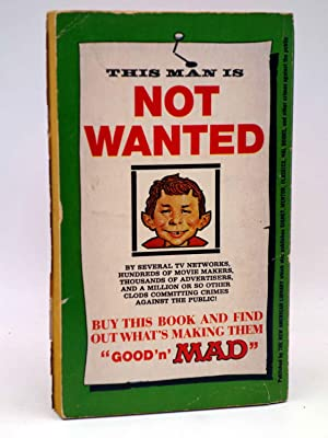 GOOD 'N' MAD P3824. (VVAA) Signet Books / EC Publications, 1969. Second edition: VVAA