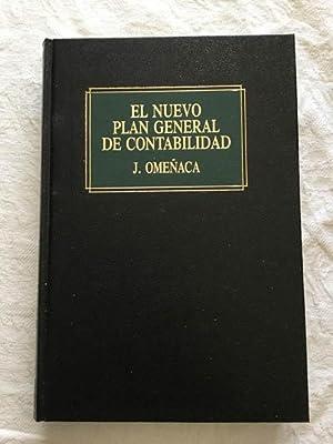 El nuevo plan general de contabilidad: J. Omeñaca